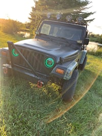1997 Jeep Wrangler Rootstown