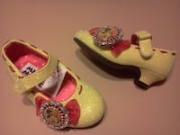 Disney Store Minnie Mouse Toddler Shoes Size 5/6 New $25.00  Bound Brook