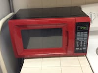 red and black microwave oven Hollywood, 33021