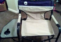 Coleman Camping Chair with Side Table Bullhead City, 86429
