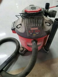 Craftsman shop vac with blower Oskaloosa, 52577