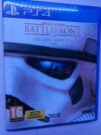 PS4 Star Wars Battlefront-Deluxe Edition