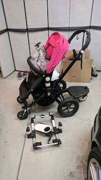 Bugaboo Cameleon Special Edition Black Frame +++
