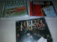Nelly Furtado cds Houston, 77092