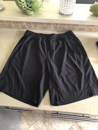 New condition Mens Lululemon Shorts with pockets $55 Port Coquitlam