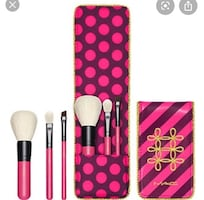 "mac brush set ""nutcracker brush set"""