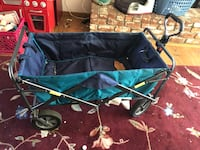 Black and blue kids wagon Los Altos, 94022