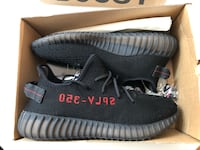 YEEZY BOOST 350 V2 – *Bred* ALL SIZES Mississauga, L5A 2G1