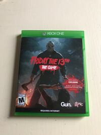 Friday the 13th game for Xbox One Hopatcong, 07843