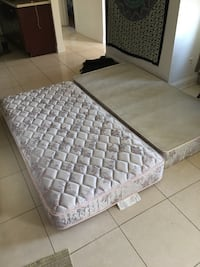 two quilted gray mattresses Cortland, 13045