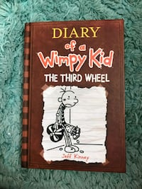 Diary of a Wimpy Kid, by Jeff Kinney Mount Airy, 21771