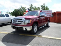 2013 ford f150 XLT $2500 Down Payment  Houston