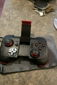 black and red phone game controller Huntley, 60142