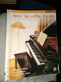 Level 1 Piano Workbook