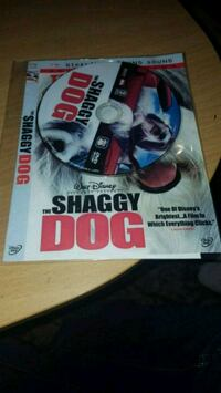 Dvd shaggy dog Norrköping