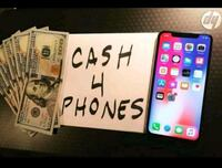 i pay cash for phone  Williamsport