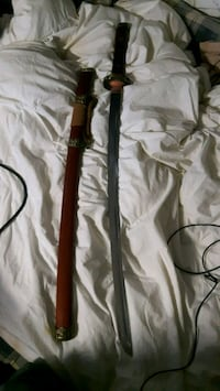 Hand made Samurai Sword Surrey, V4A 2J9