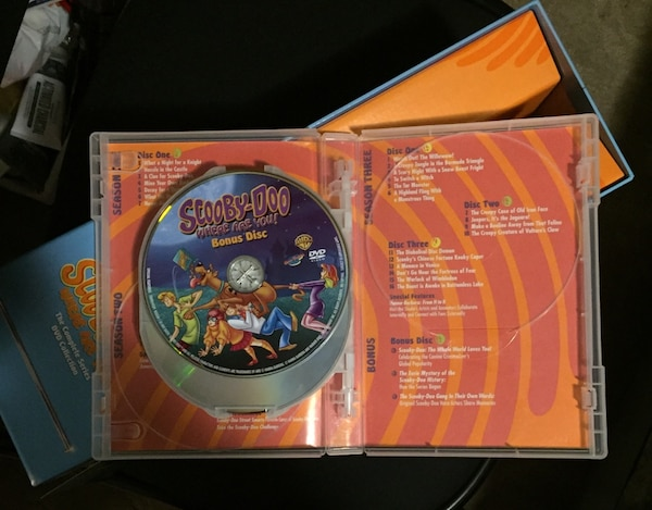 Scooby-Doo Where Are You? The Complete Series 7097866a-6103-4962-aa5b-1bbcffabba8f