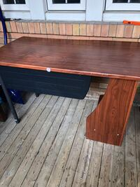 working desk table