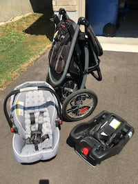 Graco Click Connect Travel System Guelph, N1L 0M6