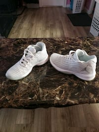 f1841bc34f30 Used Men s Adidas Ultraboost size 11 chalk worn once for sale in ...