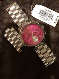 Michael Kors Watch, women's, new battery East Brunswick, 08816