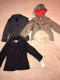 Size 3T Fall/Winter Jackets-Never worn Webster, 01570