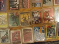 assorted  trading card collection Canton, 28716