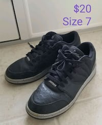 Jordan shoes $15 Kitchener, N2E