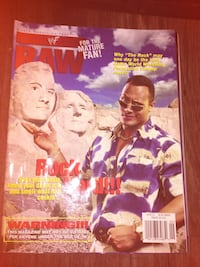 WWF WCW WWE 60 Magazines Ranging From 80's to Present Welland, L3C 6R8