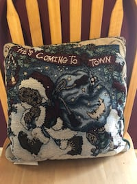 Christmas pillow. Never used. Christmas decorating season is here! Mount Juliet, 37122
