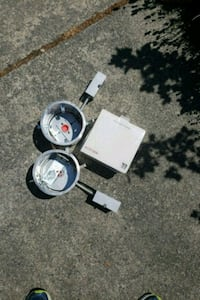 """6"""" remodel can lights (2) and trim Tacoma, 98422"""