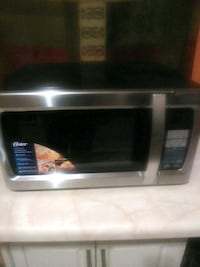 black and gray microwave oven Chicago, 60617