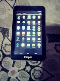 Caspere tablet