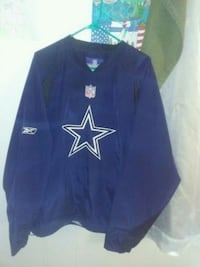 Dallas Cowboys Windbreaker jacket Portales, 88130