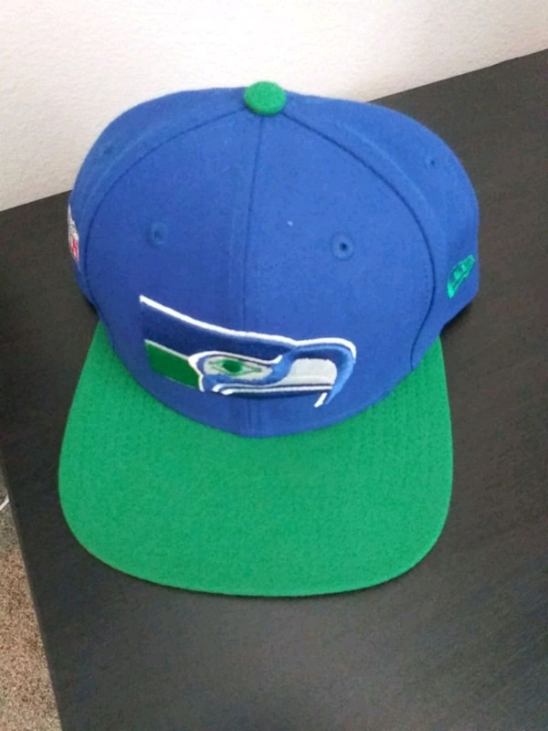 c10fa64b0 Used Throwback Seahawks Hat for sale in Edgewood - letgo