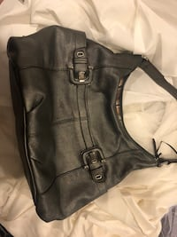 Women's leather purse  78 km