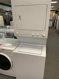 "27"" GE stack unit good working condition with warranty  Woodbridge, 22191"