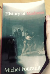History of Madness, Foucault CAPITOLHEIGHTS