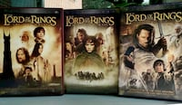 The Lord of the Rings: The Complete Trilogy Collection DVD, 6-Discs Bethesda, MD, USA