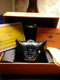 Men's Stuhrling original Watch 382 mi