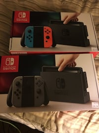 Nintendo Switch (Neon or Grey) Fairfax Station, 22039