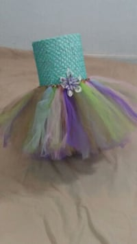 purple, green, and yellow tutu skirt Phoenix, 85019