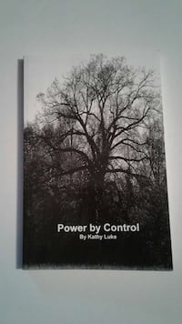 "Book "" Power by Control"""
