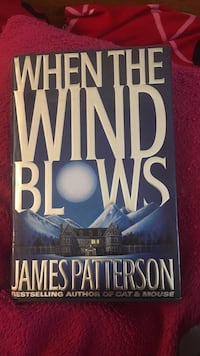 When the Wind Blows by James Patterson book