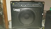 black and gray Line 6 guitar amplifier London, N6E 2B2