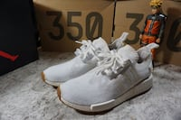Adidas NMD All white Size 10 埃姆斯, 50014