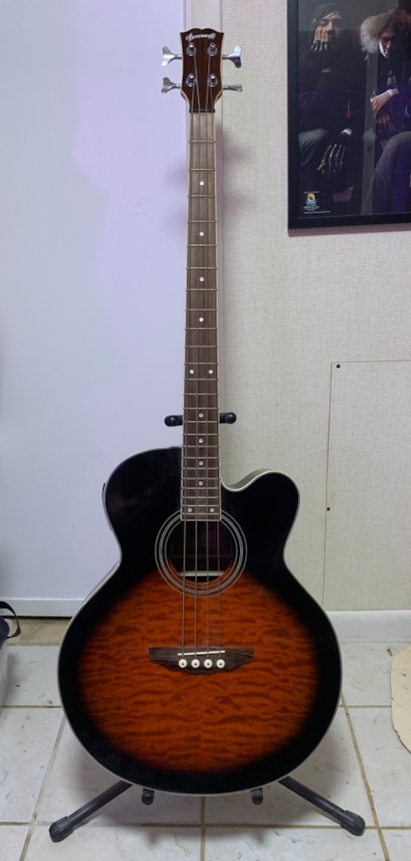 Brownsville New York Acoustic Bass