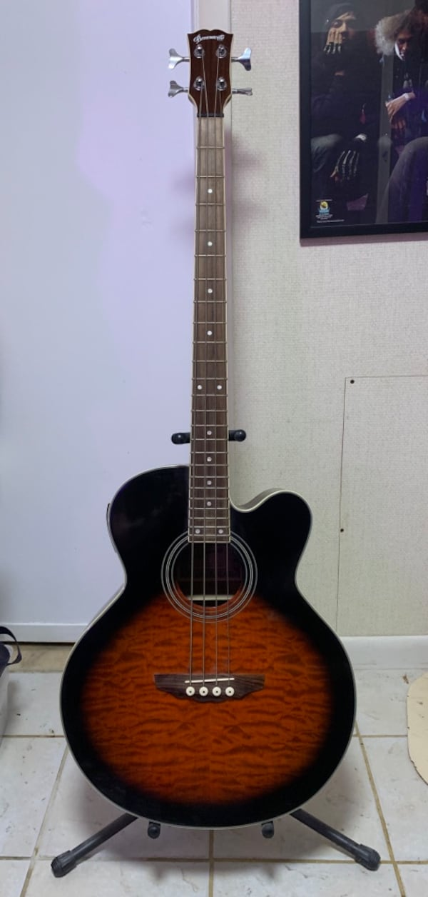 Brownsville New York Acoustic Bass 0