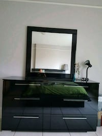 MOVING SALE! Dresser with mirror from The Brick Hamilton, L8W